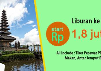 Paket Tour ke Bali + Tiket Pesawat 2020