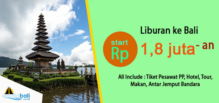 Paket Tour ke Bali + Tiket Pesawat