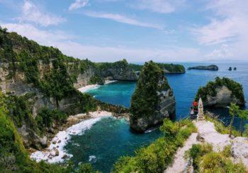 Atuh Cliff Bali