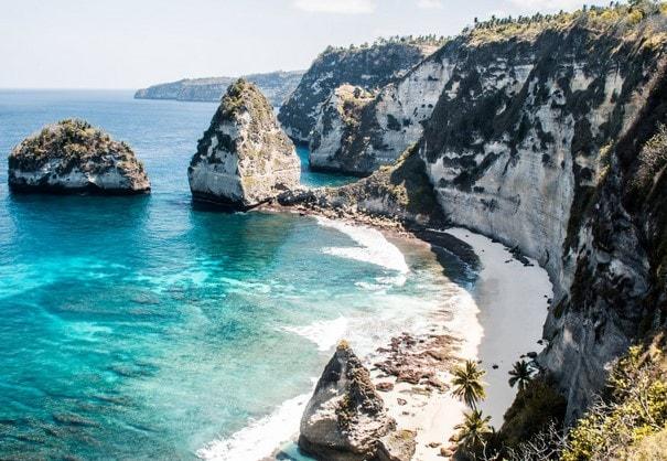 Atuh Cliff Nusa Penida