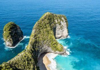Ini Lho Keindahan Kelingking Beach yang Menjadi Wisata Favorit di Bali