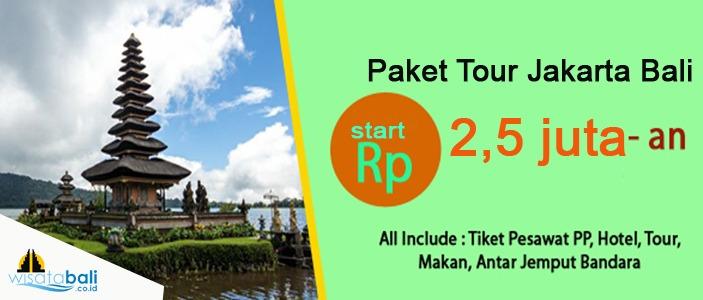 Paket Tour ke Bali Dari Jakarta Dengan Pesawat